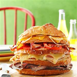 Big Sandwich Recipe