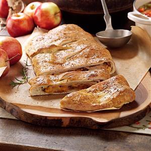 Bistro Turkey Calzone Recipe