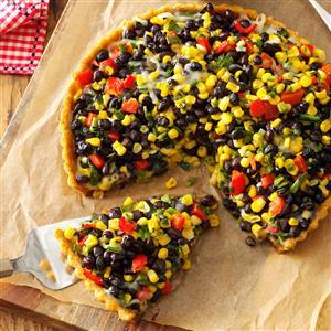 Black Bean Tart Recipe