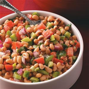 Black-Eyed Pea Salsa Recipe