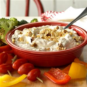 Blue Cheese Onion Dip Recipe