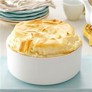 Blue Cheese Souffle Recipe