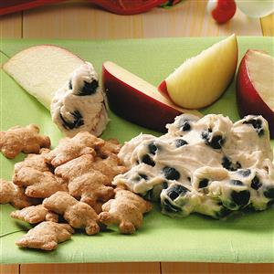 Blueberry Fruit Dip Recipe