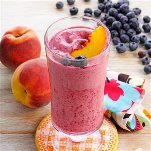Blueberry Fruit Smoothie Recipe