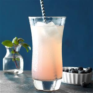 Blueberry Mojitos Recipe