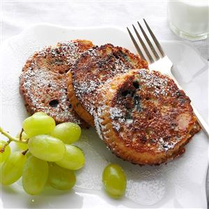 Blueberry Muffin French Toast Recipe