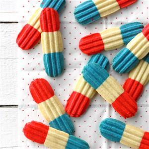 Bomb Pop Cookies Recipe