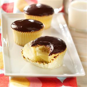 Boston Cream Cupcakes Recipe