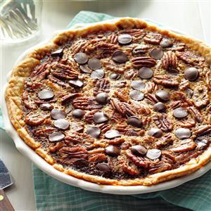 Bourbon Chocolate Pecan Pie Recipe