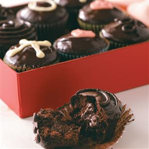 Box-of-Chocolates Cupcakes Recipe