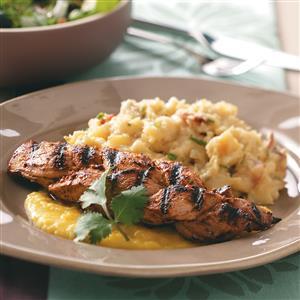 Braided Pork Tenderloins Recipe