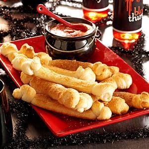 Breadstick Bones Recipe