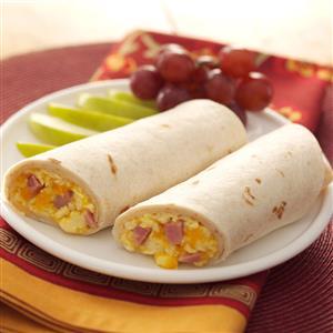 Breakfast Wraps Recipe