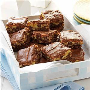 Broadway Brownie Bars Recipe
