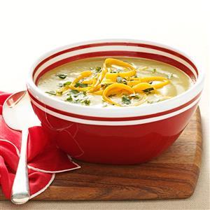 Broccoli & Potato Soup Recipe