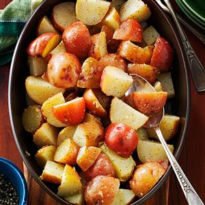 Browned Butter Red Potatoes Recipe