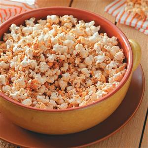 Buffalo Ranch Popcorn Recipe