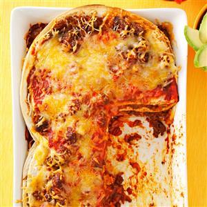 Burrito Lasagna Recipe
