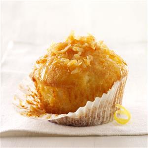 Burst o' Lemon Muffins Recipe
