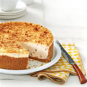 Butter Pecan Cheesecake Recipe