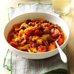 Butternut Goulash Recipe