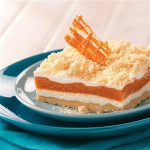 Butterscotch Pudding Torte Recipe