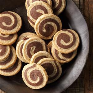 Cafe Mocha Pinwheels Recipe