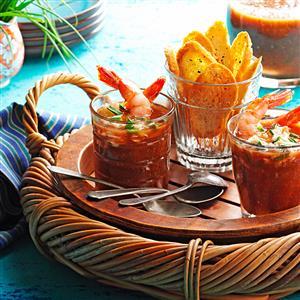 Cajun Gazpacho Recipe