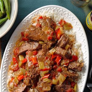 Cajun-Style Pot Roast Recipe
