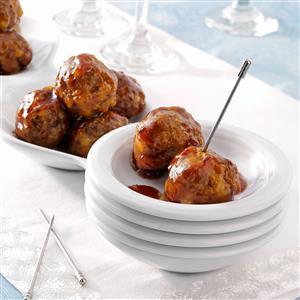 Canadian Meatballs Recipe