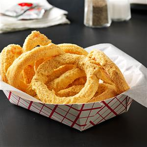 """Candy """"Onion"""" Rings Recipe"""