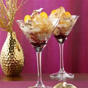 Cannoli Martinis Recipe