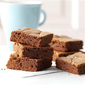 Cappuccino Cake Brownies Recipe