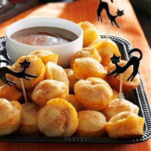 Caramel Apple Doughnut Muffins Recipe