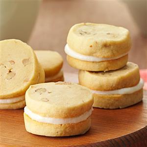 Caramel Creams Recipe