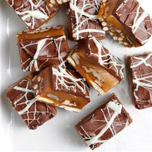 Caramel Pretzel Bites Recipe