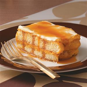 Caramel Pumpkin Tiramisu Recipe