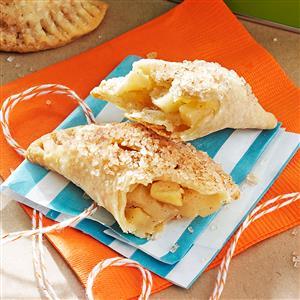 Caramelized Apple Hand Pies Recipe