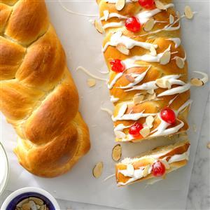 Cardamom Holiday Bread Recipe