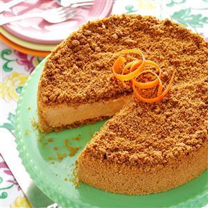 Carrot Cheesecake Recipe