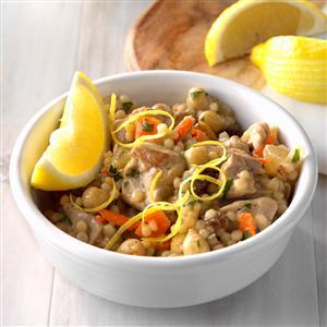 Casablanca Chicken Couscous Recipe