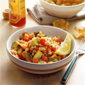 Cauliflower Ceviche Recipe