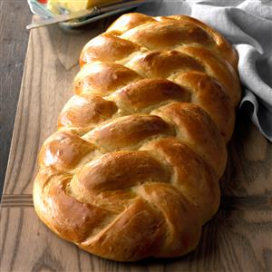 Celebration Braid Recipe