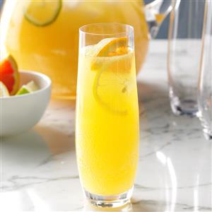 Champagne Party Punch Recipe