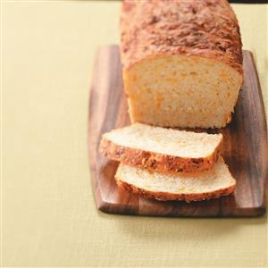 Cheddar Cheese Batter Bread Recipe