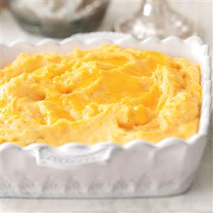 Cheddar Cheese Mashed Potatoes Recipe