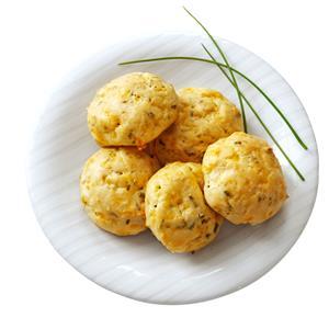 Cheddar Gougeres Recipe