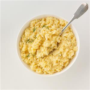 Cheddar Mashed Cauliflower Recipe