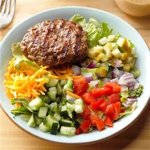 Cheeseburger Bowl Recipe