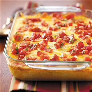 Cheesy Chili Casserole Recipe